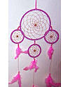 Pink Four Dreamcatcher Family