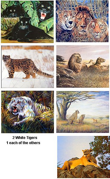 jungle cat posters wholesale