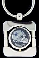 Dallas Cowboys NFL Logo Key Ring