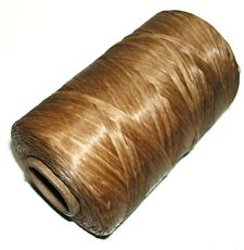 Natural Simulated Sinew, Full Roll, 300 yard roll