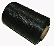 Black Simulated Sinew, 300 yard roll