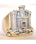 Medieval Castle BIKER RING