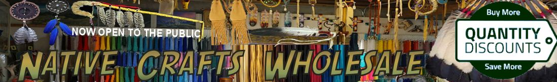 Native Crafts Wholesale - Now Open to the Public!