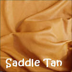 Saddle Tan Deerskin