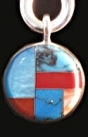 Southwestern Turquoise JEWELRY #042