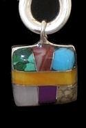 stone pendant JEWELRY #019C