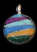stone pendant JEWELRY #20