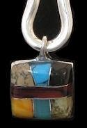 stone pendant JEWELRY #022C