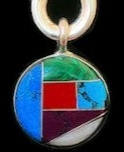 stone pendant JEWELRY #026C