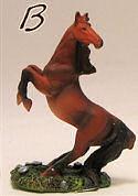 Miniature Wild Horse FIGURINE #B