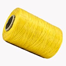 Yellow Artificial Sinew, 300 yard roll