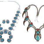 Navajo necklaces